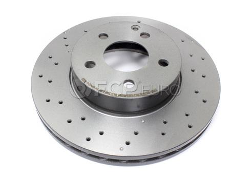 Mercedes Brake Disc - Brembo 2044213612
