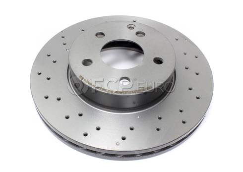 Mercedes Brake Disc - Brembo 2044213612