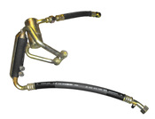 Mercedes A/C Suction Line Hose Assembly From Compressor (300TE 300CE 300E) - Rein 1031305357