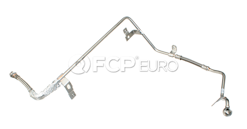 Vw Audi Turbocharger Oil Line Passat A4 Quattro A4 06b145771p