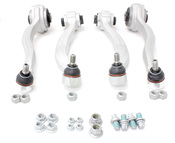 Mercedes W204 Control Arm Kit - Lemforder 2043304411KT