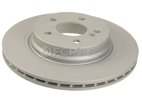 Mercedes Brake Disc - Genuine Mercedes 000423121207
