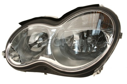 Mercedes Headlight Left - Genuine Mercedes 2038201559
