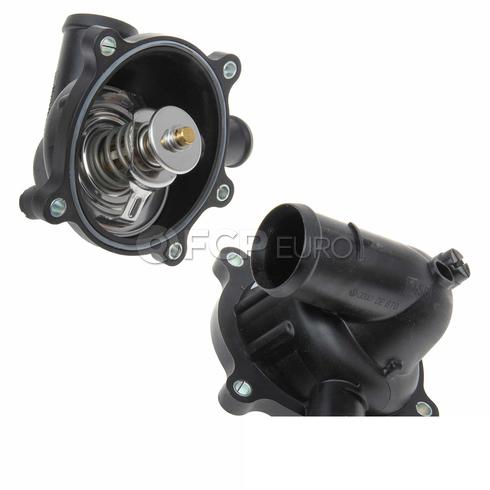 Audi Coolant Thermostat Housing - Genuine Audi VW 079121115E