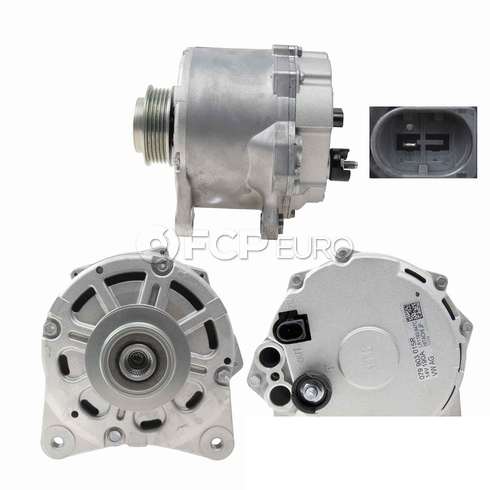Audi Alternator - Genuine VW Audi 079903015RX