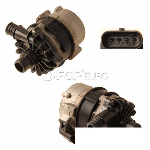 BMW Engine Auxiliary Water Pump (335i ActiveHybrid 3 335i xDrive) - Genuine BMW 11517583965