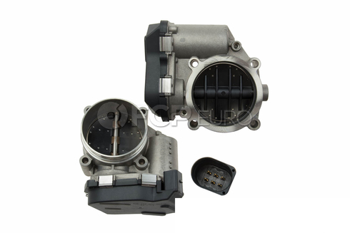 Audi VW Fuel Injection Throttle Body (A6 Q5 S5) - VDO 06E133062H