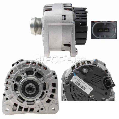 VW Alternator - Valeo 028903031AX