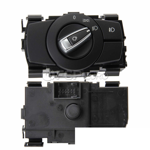 BMW Headlight Switch - Genuine BMW 61319169397