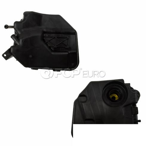 Audi VW Engine Coolant Recovery Tank (Q7 Cayenne Touareg) - Genuine VW Audi 7L0121407F