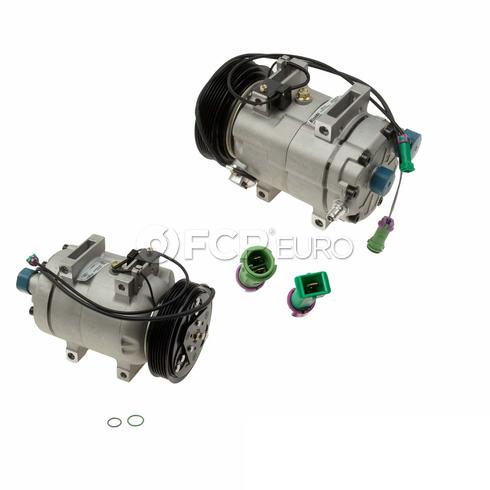 Audi A/C Compressor (100 100 Quattro 90) - Nissens 4A0260805D
