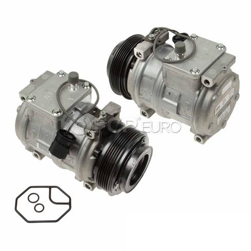 BMW A/C Compressor (740i 740iL) - Nissens 64528385917