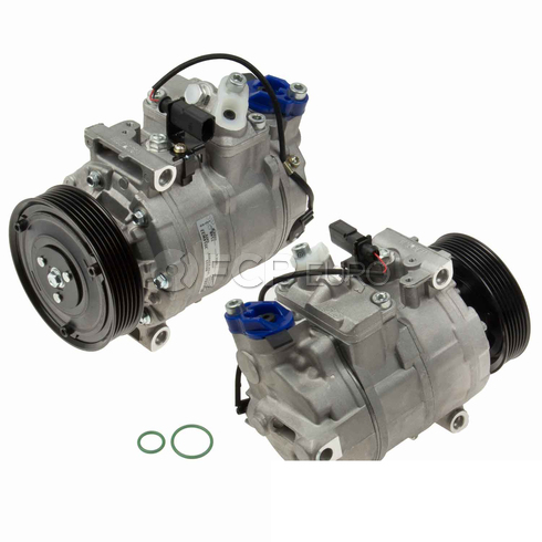 Audi A/C Compressor (A4 A4 Quattro) - Nissens 8E0260805BM
