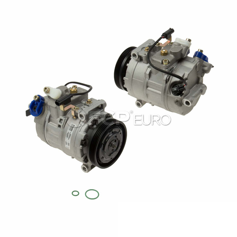 BMW A/C Compressor (545i 550i 650i) - Nissens 64509174805