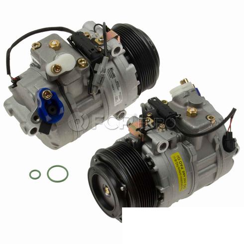 BMW A/C Compressor (X5) - Nissens 64529185146