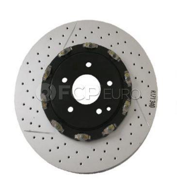 Mercedes Disc Brake  Front - Brembo 1714210112