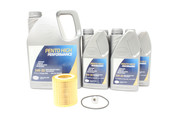 BMW Oil Change Kit 5W-30 - Pentosin 11427848321KT1