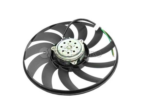 Audi Engine Cooling Fan Motor Left (A4 Quattro A4 A6 A6 Quattro) - Genuine VW Audi 8E0959455L