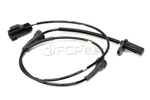 Volvo ABS Wheel Speed Sensor Front Left (XC90) - Genuine Volvo 31423607