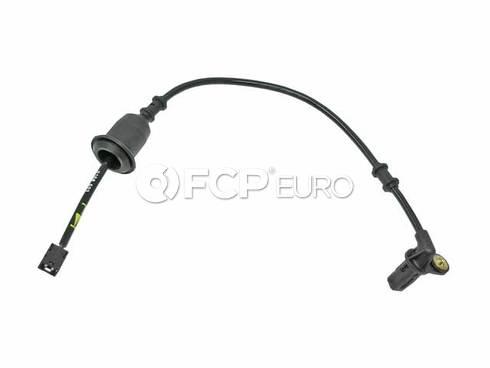 Mercedes ABS Wheel Speed Sensor Rear Left (SLK230 SLK32 AMG SLK320) - Genuine Mercedes 1705401217