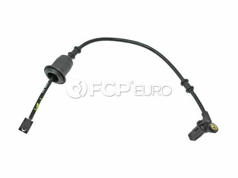 Mercedes ABS Wheel Speed Sensor Rear Left (SLK230 SLK32 AMG SLK320) - Genuine Mercedes 1705401217
