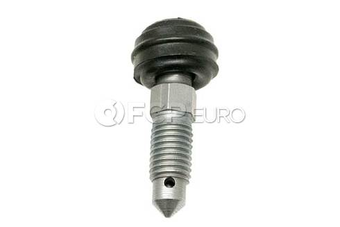 Porsche Brake Bleeder Screw Rear (911 924 928 944) - Genuine Porsche 90135297710