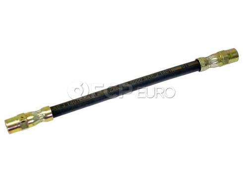 BMW Disc Brake Hydraulic Hose Rear Left Inner - Genuine BMW 34321159878  sc 1 st  FCP Euro : brake hydraulic hose - www.happyfamilyinstitute.com