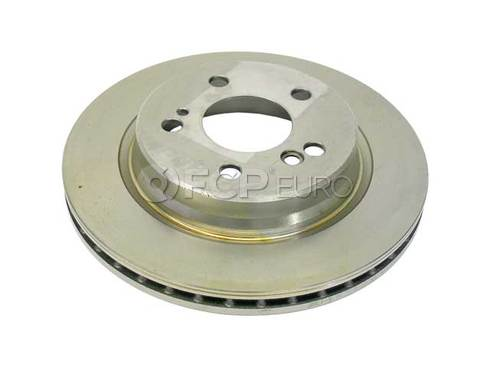 Mercedes Brake Disc (400E C280 E420 C36 AMG) - Genuine Mercedes 1244230812