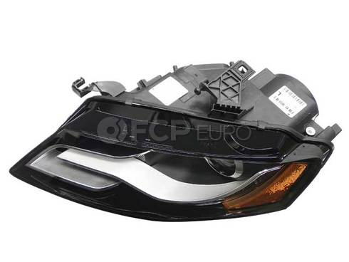 Bi-Xenon Headlight Left - Genuine VW Audi 8K0941029AL