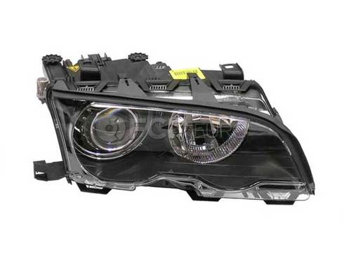 BMW Bi-Xenon Headlight Right - Genuine BMW 63127165824