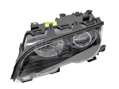 BMW Bi-Xenon Headlight Left - Genuine BMW 63126911453