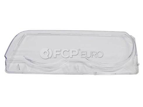 BMW Left Cover Glass - Genuine BMW 63128381327
