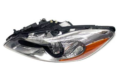 Volvo Headlight Left (C30) - Genuine Volvo 31299852