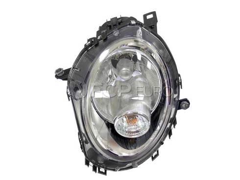 Mini Cooper Headlight - Genuine Mini 63122751875