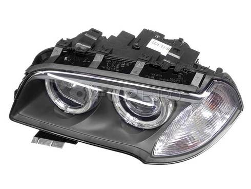 BMW Headlight - Genuine BMW 63123456045