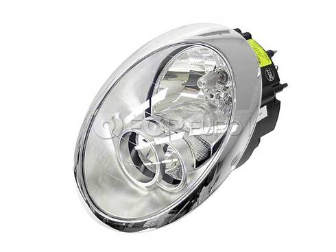 Mini Cooper Headlight - Genuine Mini 63127198733