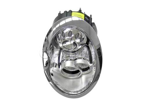 Mini Cooper Headlight - Genuine Mini 63127198739
