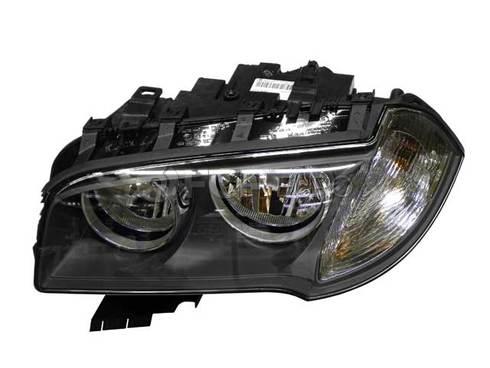 BMW Headlight - Genuine BMW 63127162201