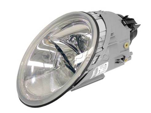 VW Headlight Right (Beetle) - Genuine VW Audi 1C0941030K