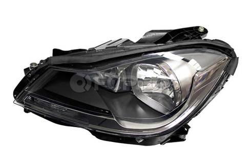 Mercedes Headlight Left (C300 C350 C63 AMG C250) - Genuine Mercedes 2048209959
