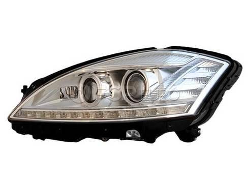 Mercedes Headlight Right - Genuine Mercedes 2218201459