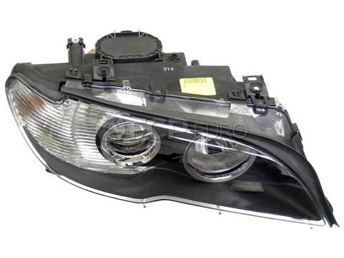 BMW Headlight Assembly Right - Genuine BMW 63127165908