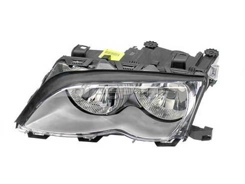 BMW Halogen Headlight Left - Genuine BMW 63127165785