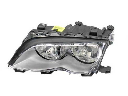 BMW Halogen Headlight Left - Genuine BMW 63127165785