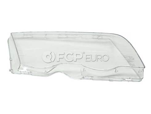 BMW Headlight Lens Right - Genuine BMW 63128380190