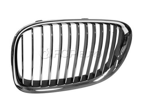 BMW Kidney Grille Left - Genuine BMW 51117184151