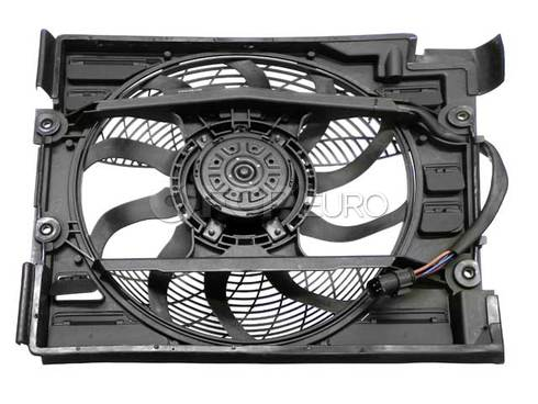 BMW Auxiliary Fan Assembly (E39)  - Genuine BMW 64548380780