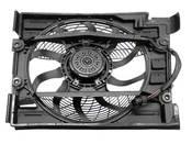 BMW Auxiliary Fan Assembly (E39)  - Genuine BMW 64548380780