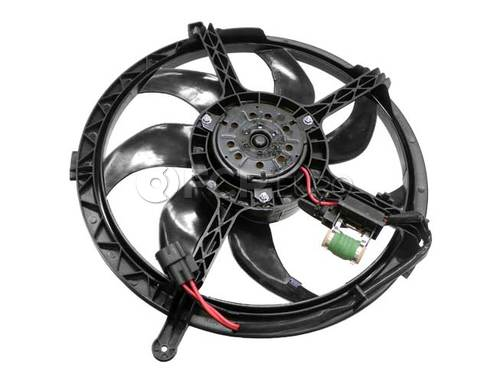 Mini Cooper Engine Cooling Fan Assembly - Genuine Mini 17422752632
