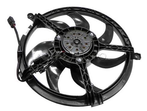 Mini Cooper Engine Cooling Fan Assembly - Genuine Mini 17422754854